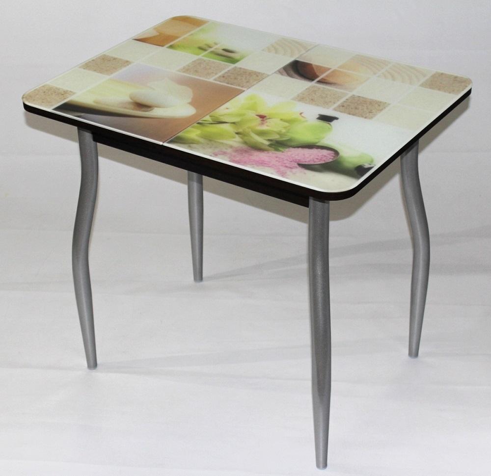 кухонные столы с фотопечатью небольшие много