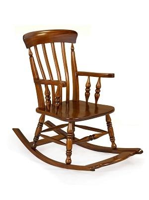 деревянное кресло качалка Ga 11090 купить в москве Glomartru