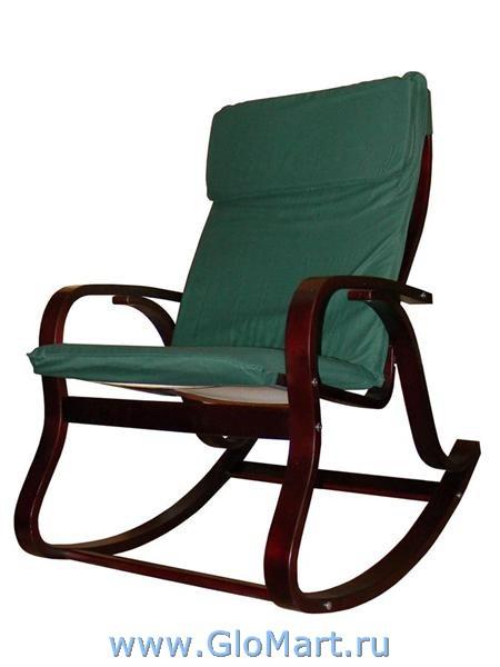 Кресло качалку  магазине  для дачи