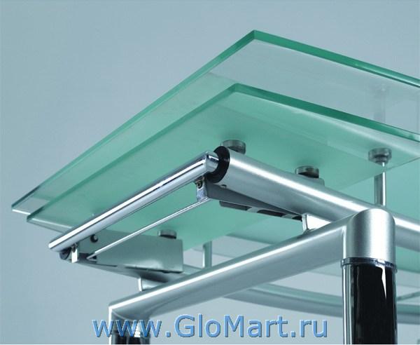Габарит (длина или диаметр стола, см). STEEL-365. раскладной стол-трансформер. Материал