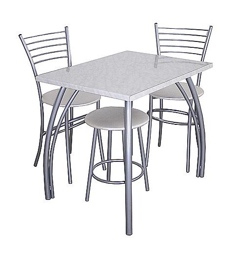 стол прямоугольный на металлических ножках Pl 3110