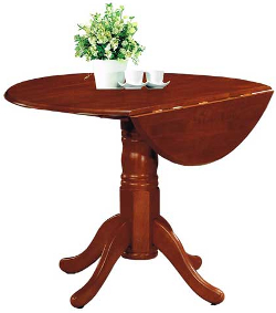 Стол обеденный цвет венге из малайзии
