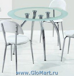 Кухонный стол со стеклянной столешницей. . . Записи admin. . . - Мебель для кухни - Мебель для кухни