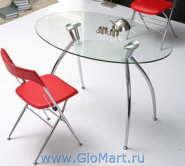 Стеклянный стол придает стильности и эффекта любому интерьеру. . Стеклянный стол на кухне - это экологично (ведь он