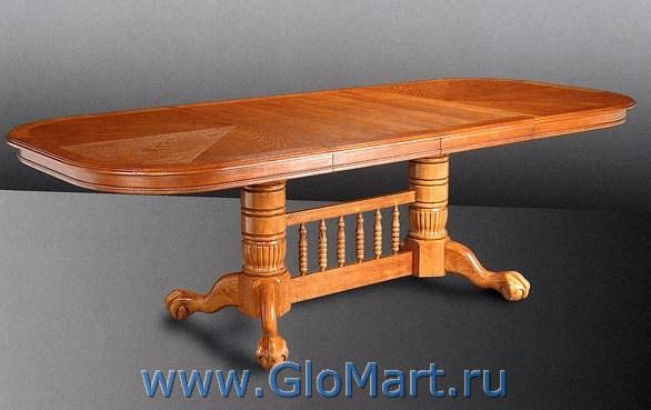 Стол обеденный (золотисто-коричневый) 4049 (арт.