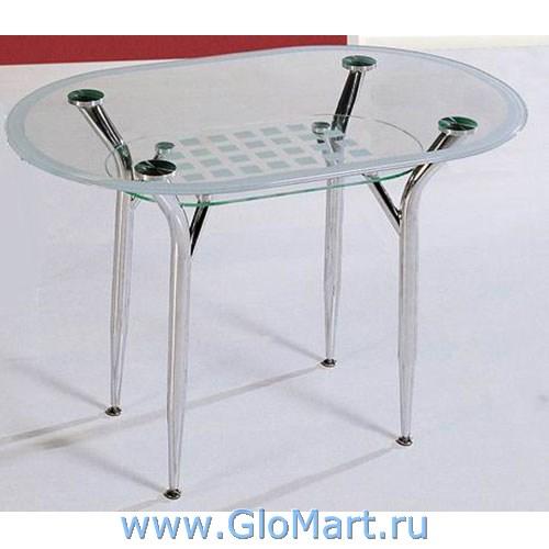 GloMart: Овальный стол для кухни ГМ-090