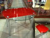 Увеличить фото: Стол раскладной T2192B-2 (цвета: Black, Green, Orange, Red...