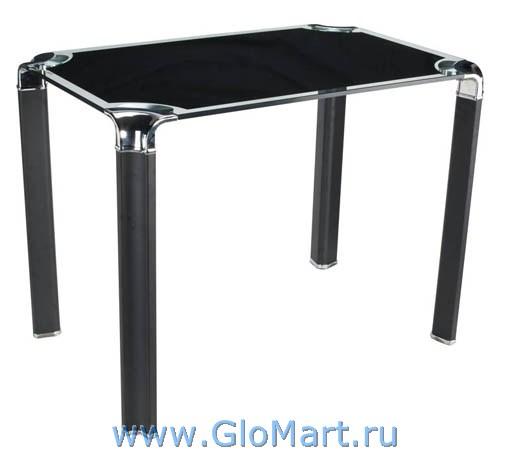 Стол обеденный стеклянный Овальный