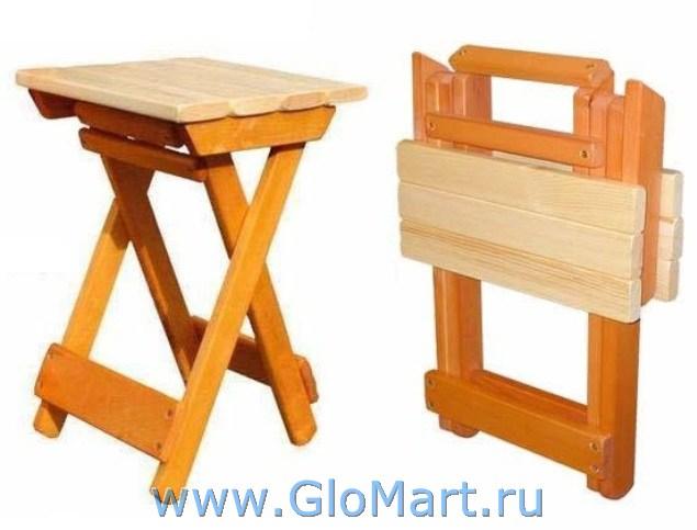 Сделать складной стул своими руками - Самодельные