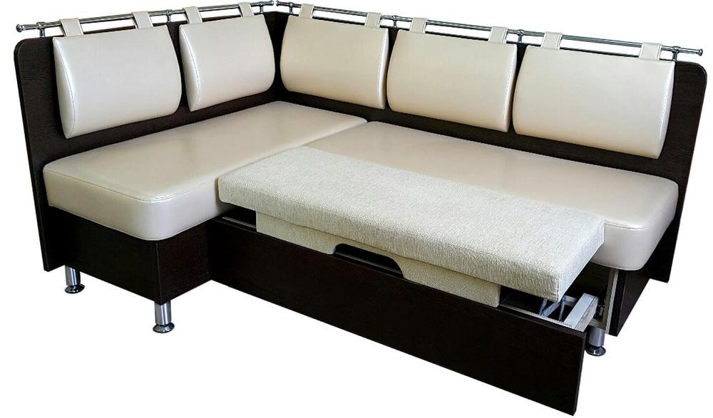 Для кухни спальные угловые диваны