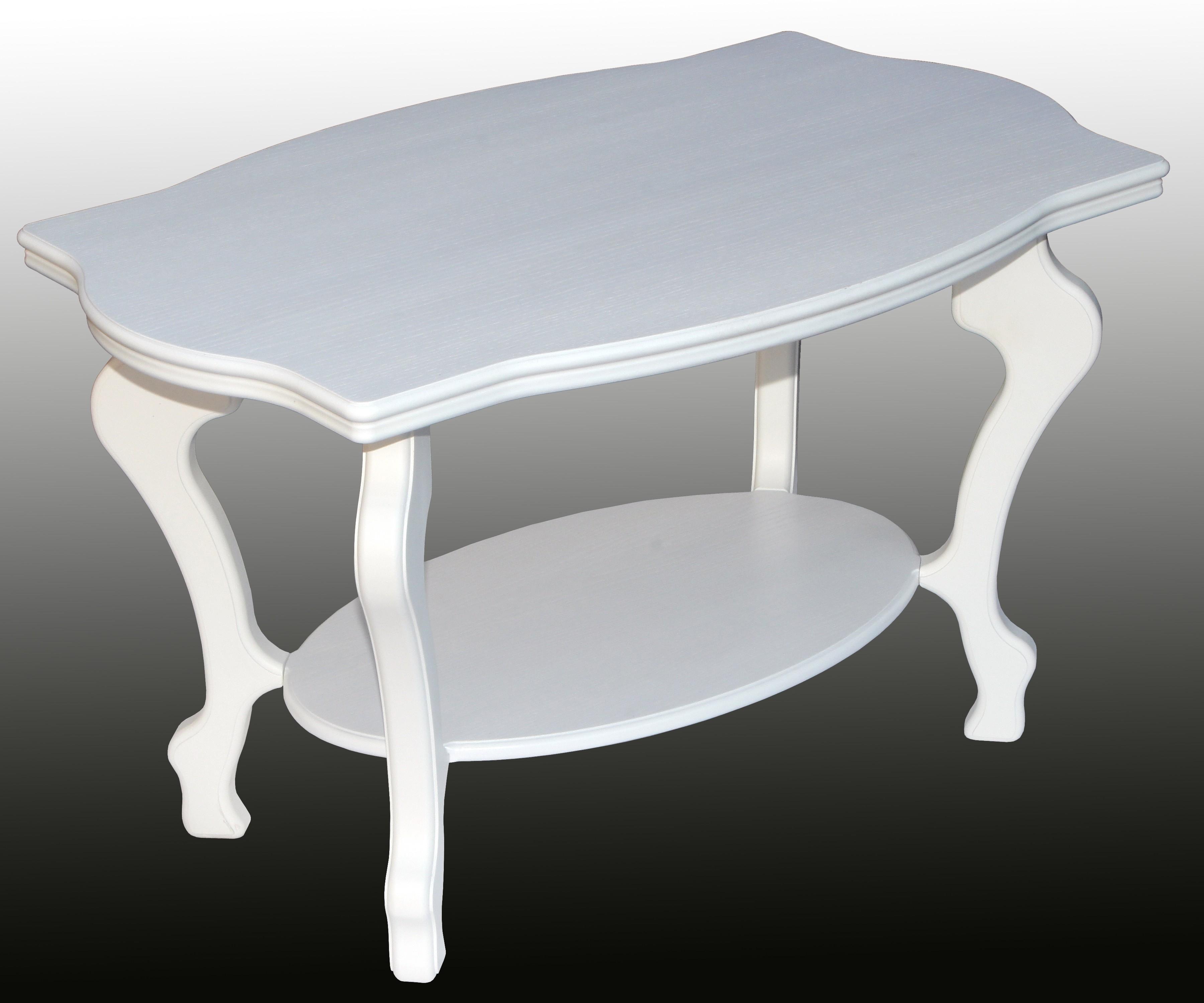 белый журнальный столик Mb 4376 купить в москве Glomartru