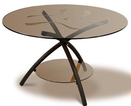 круглый журнальный столик Mb 4380 купить в москве Glomartru