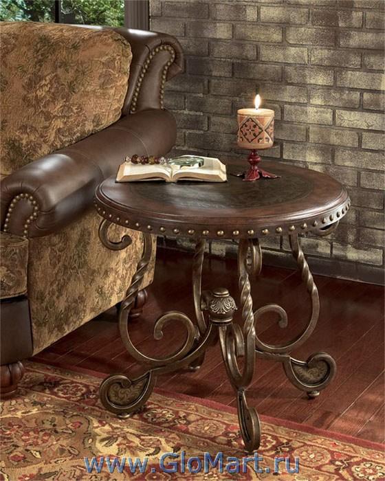 журнальные столы из дерева и металла Sl 1155т382 6 3106 купить