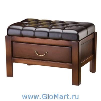 Банкетка с ящиком для хранения купить недорого в москве - 9c
