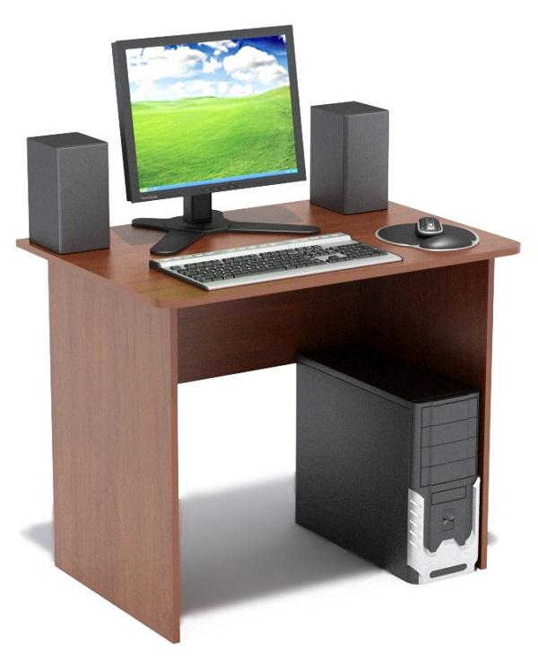 Письменный стол цвет венге