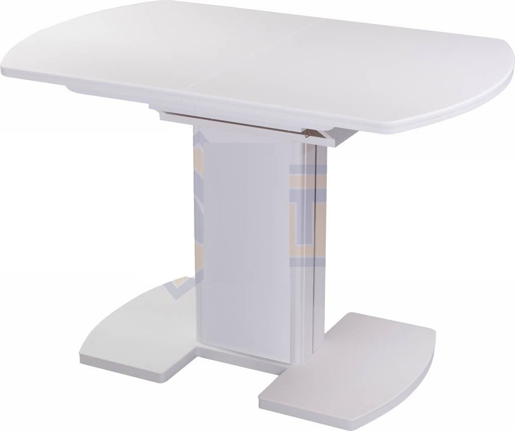 Кухонный стол на одной ножке