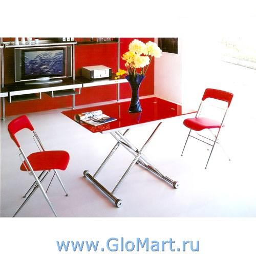 Мягкие складные стулья (стулья складные со спинкой) актуальны прежде всего для дома
